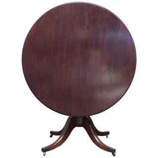 18th Century George III Mahogany Dining Table