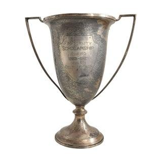 1924 Loving Cup Trophy: Delta Upsilon