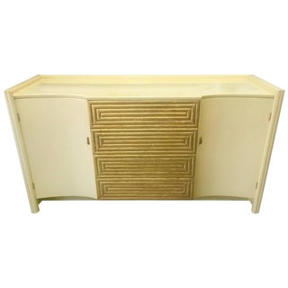 Cream Lacquer Buffet by Johann Tapp for Gumps