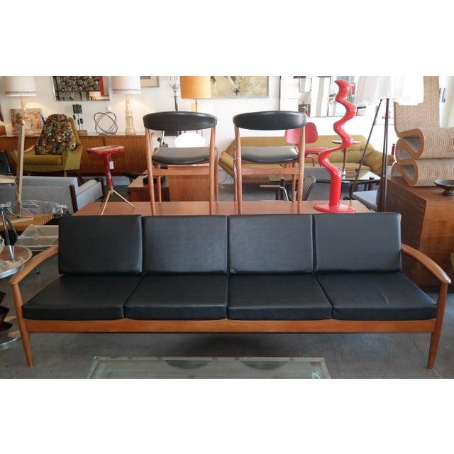 Grete Jalk for France & Son Teak Sofa - Image 3 of 11