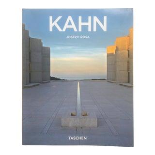 """Jospeh Rosa """"Kahn"""" Modernist Architecture Taschen Softcover Design Book"""