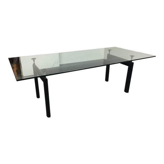 Cassina Lc6 Table Le Corbusier | Chairish
