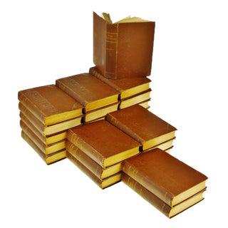 Classic Sir Walter Scott Illustrated Books - 24 Volumes