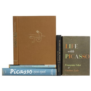 The Life of Picasso - Set of 5