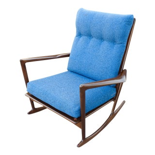 Selig Danish Modern Kofod Larsen Rocking Chair