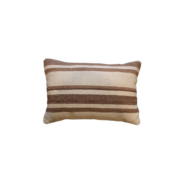 Beige Kilim Pillow - Image 1 of 4