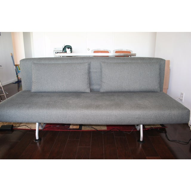 Dwr Sliding Sleeper Sofa Designed By Pietro Arosio Chairish