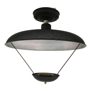 Modern Perforated Ceiling Light