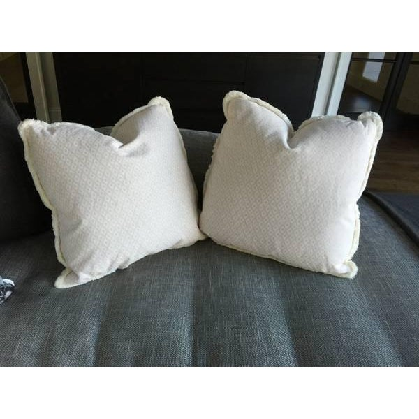 French Country Style Decorative Pillow Covers - 2 Chairish