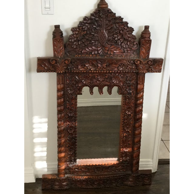 Antique Moroccan Style Mirror - Image 3 of 5