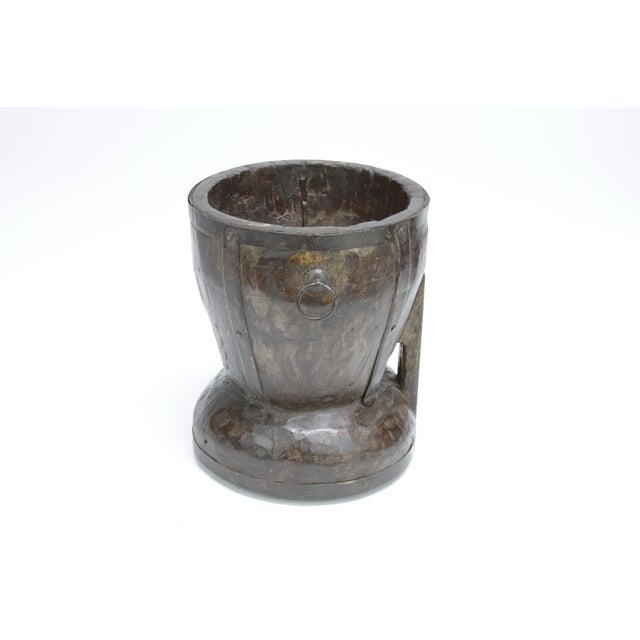 Ironbound Rice Mortar - Image 2 of 4