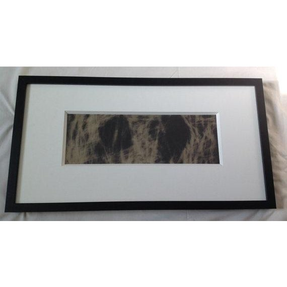 Image of Original Charcoal Drawing - Blindness Often