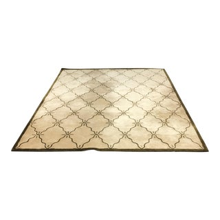 Kaleen Rugs Ivory & Brown Rug - 8' X 10'