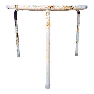 Gae Aulenti Locus Solus Distressed Table