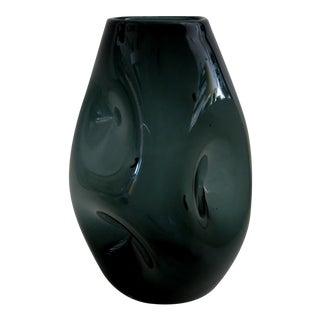Vintage 1950's Blenko Glass Vase