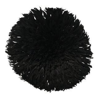 Authentic Cameroon Black Juju Hat