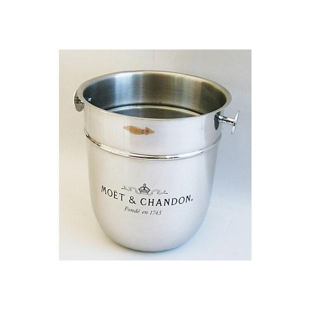 Image of Vintage French Moët & Chandon Champagne Chiller