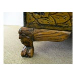 Image of Chinese Carved Trunk