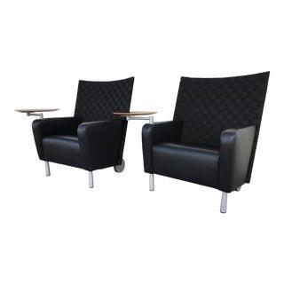 Davis Webb Lounge Chair - A Pair