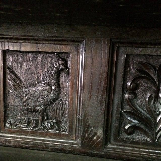 Cabinet - Antique Cabinet Circa 1850 - Image 7 of 10