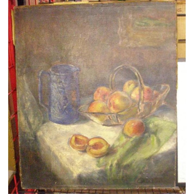 Ester Kee Oil Painting - Image 2 of 7