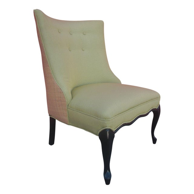1960's Custom Upholstered Chair - Image 1 of 8