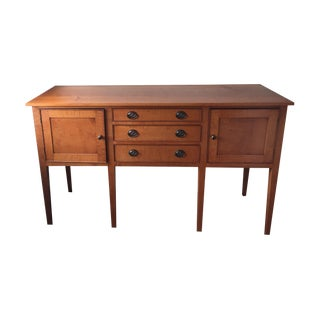 Eldred Wheeler Country Hepplewhite Sideboard