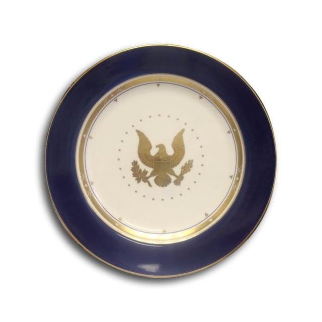 Vintage Americana Homer Laughlin Eagle Plate - Image 2 of 5