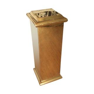 Brass Pedestal