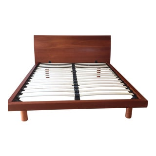 Calligaris Queen Platform Bed
