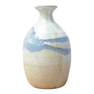 Abstract Studio Pottery Vase