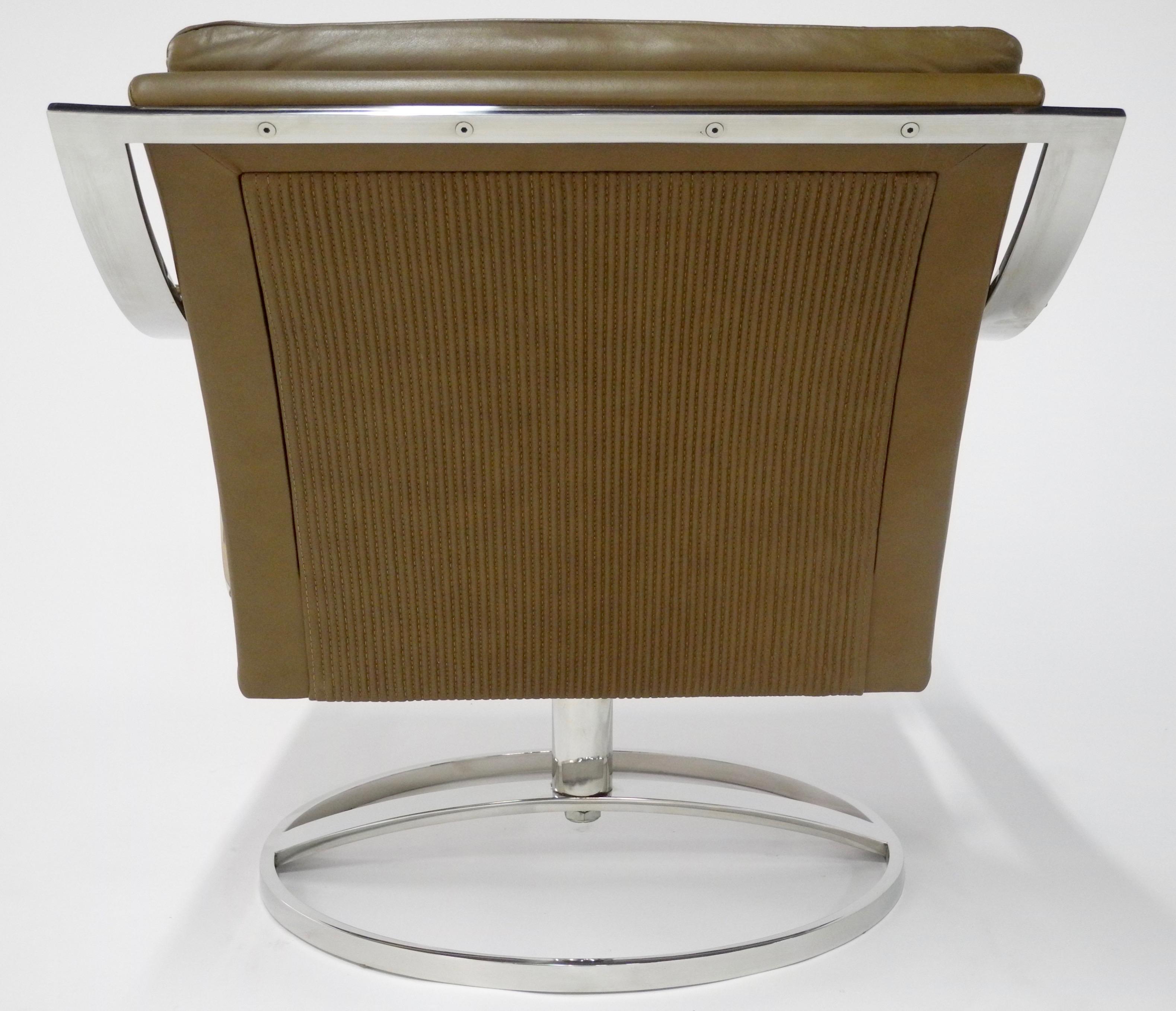 image of gardner leaver for steelcase midcentury lounge chair - Mid Century Lounge Chair