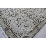 Image of Oriental Overdyed Turkish Rug - 6′1″ × 9′8″