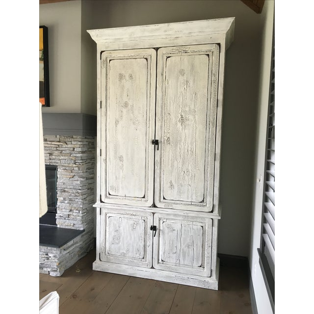 Image of Custom Made Armoire