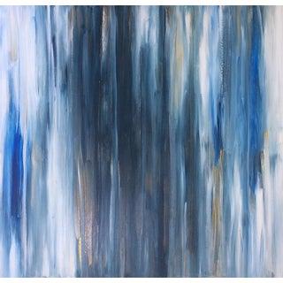 'NEPTUNE' Original Abstract Painting by Linnea Heide