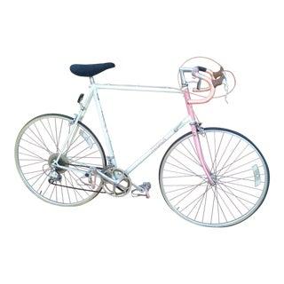 Zebra Original 1984 Light Weight Road Bicycle