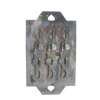 Industrial Iron Artifact