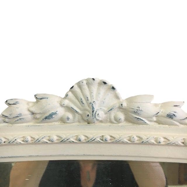 Vintage Hand Painted Dresser & Mirror - Image 5 of 9