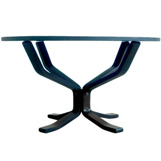 Vatne Mobler Falcon Side Table by Sigurd Ressell