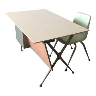 Raymond Loewy Desk & Chair