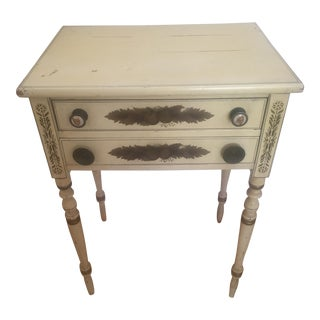 Petite Country End Table