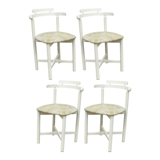 Vintage Gangso Mobler Mid-Century Danish Modern Dining Chairs - Set of 4 - Image 1 of 11