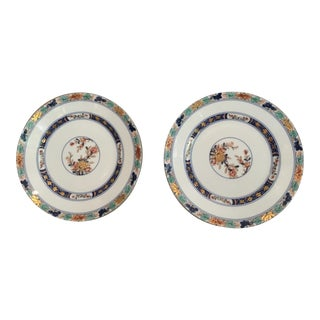 Raynaud Limoges China Plates - A Pair