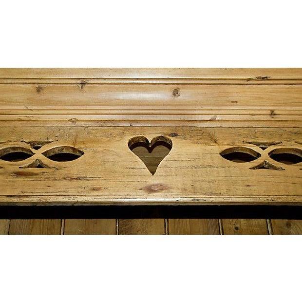 Antique Irish Pine Cupboard - Image 5 of 6