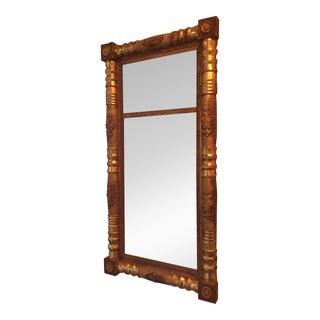 Early 19th C Federal Giltwood Mirror