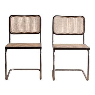 Marcel Breuer Dining Chair - A Pair