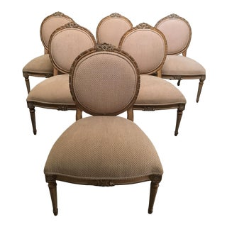 Kreiss Side Chairs - Set of 6
