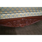 Image of Vintage Ethan Allen French Style Window Bench