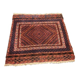 "Vintage Turkish Kilim - 48"" x 48"""