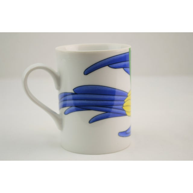 Fitz & Floyd Parrot in Ring Coffee Mug - Set of 4 - Image 6 of 7